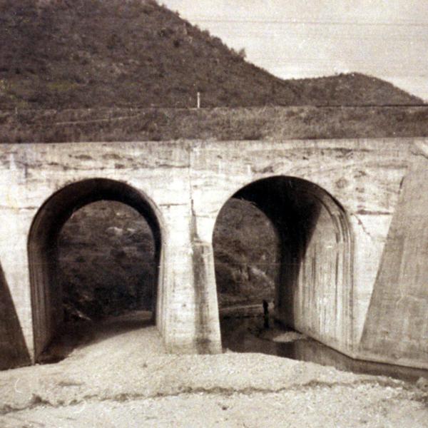 No Gun Ri bridge 1960